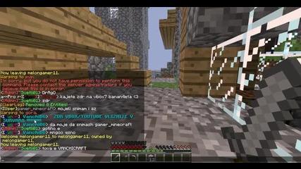 Minecraft - Vanchicraft Отваря Врати ! ( New Minecraft Server )