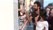 Песен от сериала Бруско: Sakis Rouvas - Gia sena ego boro