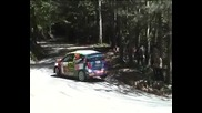 Екатерина Стратиева - Еди Сивов Irc Yalta Rally 2011 Ss6