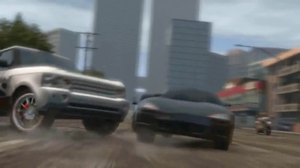 Midnight Club Los Angeles South Central [ Trailer ]