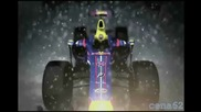 Red Bull - Sebastien Buemi on ice in Canada * High Quality *