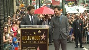 Paul Rudd Gets A Star And Michael Douglas Jokes About It