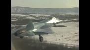 T-50_test_flight
