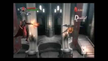 devil may cry 4-triler