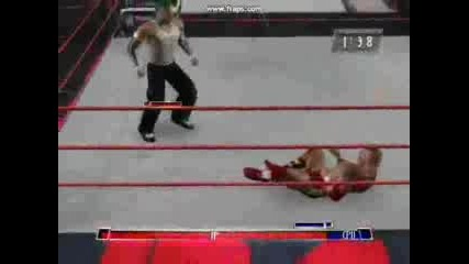 Jeff Hardy Vs Brock Lesnar