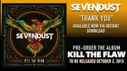 Sevendust - Thank You (2015)
