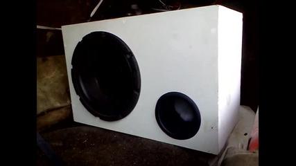 Fiat Uno bass