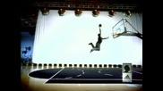 Kobe Bryant Amazing Dunks Adidas Commercial