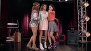 Violetta 3: Violetta, Francesca & Camila - Codigo Amistad + Превод