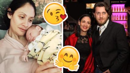 Гордият Плачков и неговото ''Женско царство'': Актьорът показа бебето!