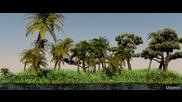 Създаване и визуализация на терени - 3D