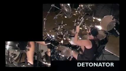 """Mike Terrana - """"i'm a Beast and I like Rhythm, which makes me a Rhythm Beast!"""""""