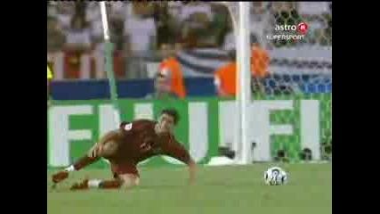 Cristiano Ronaldo Dive