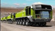 Бъдещите минни камиони - E T F !