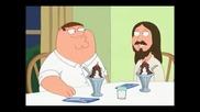 Family Guy - Как да знаем че си Исус Христос (смях)