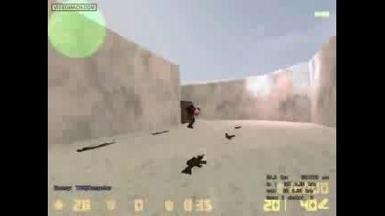 Cs Counter Strike Demo Tdk|computer(ct) Vs Otka4alkata(t)