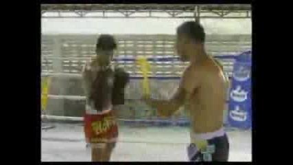 The Art Of Muay Thai - Elbows Part 3