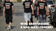 Inspiring: How German citizens messed with a Neo-Nazi festival