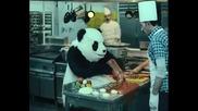 Никога не казвай Не на Панда - Кухнята