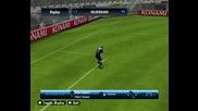 Грешка На Вратаря На Pro Evolution Soccer