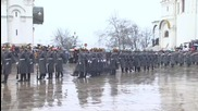 Russia: Presidential Regiment parades for first time in 2016