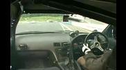 Nissan 180sx Drift On Board