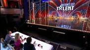 Най - голямия талант досега във Великобритания Търси Талант