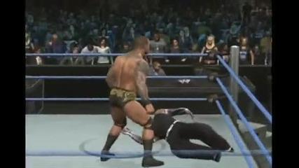 Smackdown vs Raw 2010 Gameplay