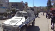 Turkey: Police fire water cannon, tear gas during Newroz celebrations in Cizre