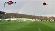 "Красива дъга над стадион ""Берое"""