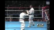 Andy Hug vs. Nabuaki Kakuda