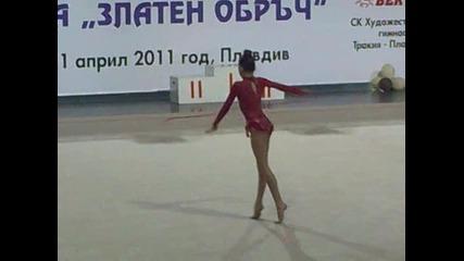 Венета Гочева - Въже 2011г.
