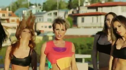 Джина Стоева - Добре дошъл в клуба (official Video Hd) 2012