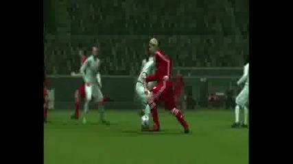 Pro Evolution Soccer 2009 (pes) Uefa