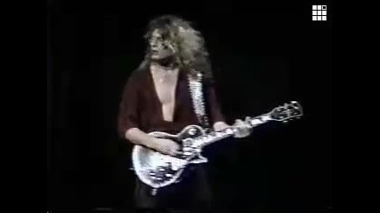 Whitesnake - Crying In The Rain (live in Rio 1985)