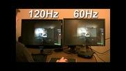 Първото в света 120hz Lcd за геймъри Samsung 2233rz