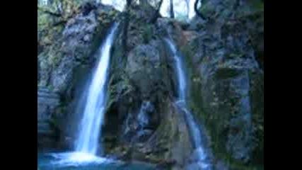 Водопад В Бачково