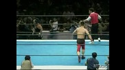 NJPW Black Tiger Eddie Guerrero vs. Taka Michinoku - Super J Cup 1994