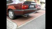 Opel Vectra 2000 Exhoust sound