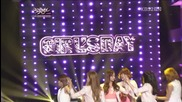 (hd) Girl's Day - Don't Forget Me ~ Music Bank (02.11.2012)