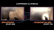 Cypress-climbing Botw #5 Saharaa vs. Robostyler on hb_thg