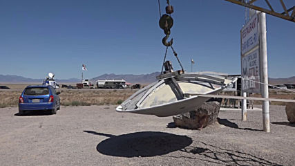 USA: UFO hunters converge on Area 51