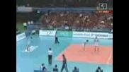 България - Аржентина (Целия волейбол) Победа