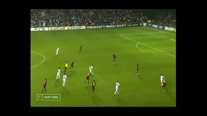 Копенхаген - Барселона 1:1