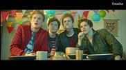 Превод The Vamps - Kung Fu Fighting - from Kung Fu Panda 3 (Official Video)