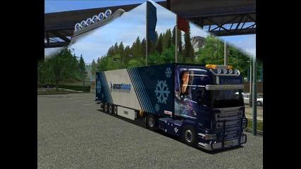 Euro Truck Scania