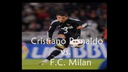 My Top 10 Goals On Free Kicks With Cristiano Ronaldo [~7~][rm]