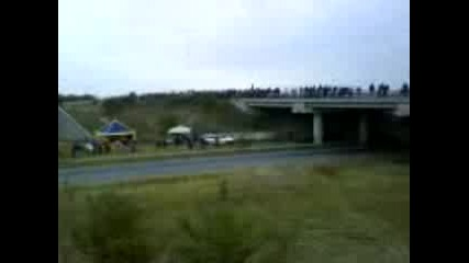 Писта Бургас 2007