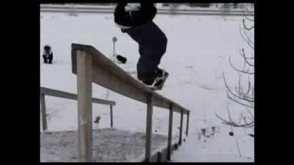 Snowboard - Lubedence