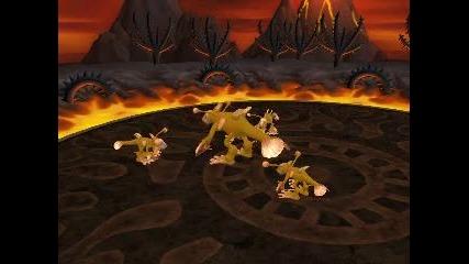 Spore Monster Game